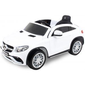 Mercedes kids car GLE63 convertible white