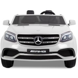 Mercedes kinderauto GLS AMG wit
