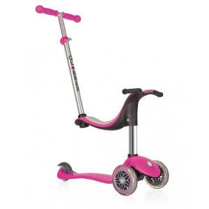 Globber kids scooter Go Up 4 in 1 Sporty pink