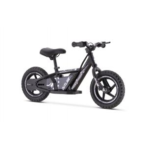 """Outlaw electric balance bike 24V lithium with 12 """"wheels blue"""