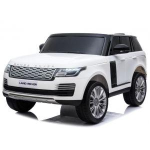 Range Rover 2seater kidscar white
