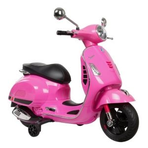 Vespa GTS kids scooter pink prijstechnisch outdoortoys4kids