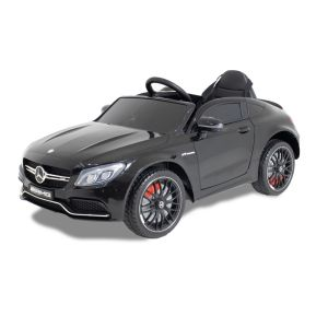 Mercedes kids car C63 black