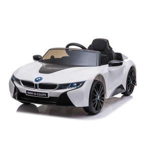BMW electric kids car I8 white