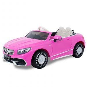 Maybach kids car S650 convertible pink