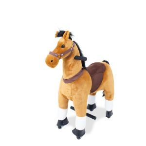 Kijana kids horse brown small front view