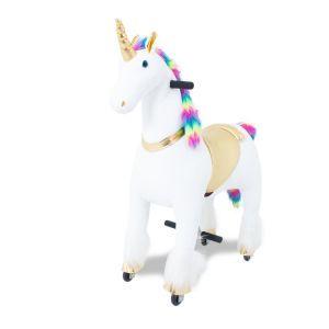 Kijana unicorn rainbow big front view