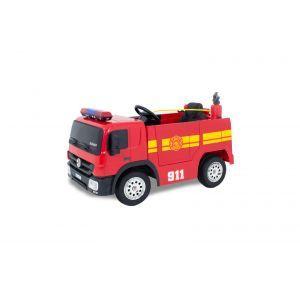 Electric kids fire truck