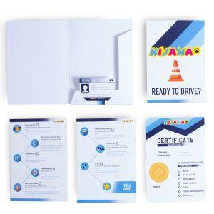 Kijana driving test and children's license bundle