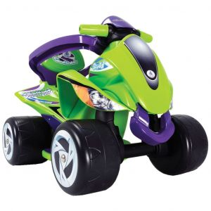 "Injusa loopauto quad ""Goliath"" 6 in 1"