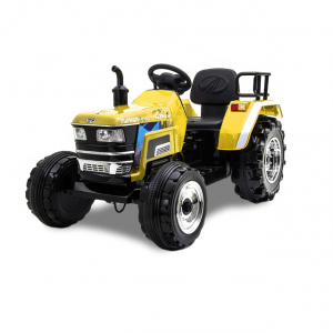 Kijana electric tractor yellow 12V
