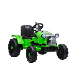 Kijana electric tractor for kids green