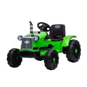Kijana electric tractor for kids green