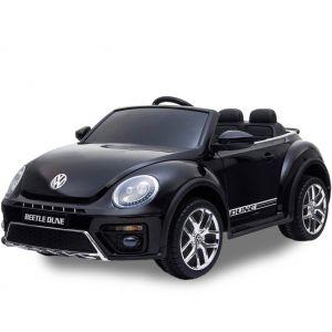 VW electric kids car Dune Beetle black