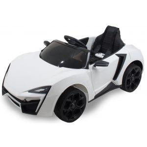 Kijana kids car Spider white