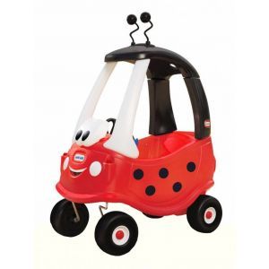 Little Tikes ride on Cozy Coupe ladybug