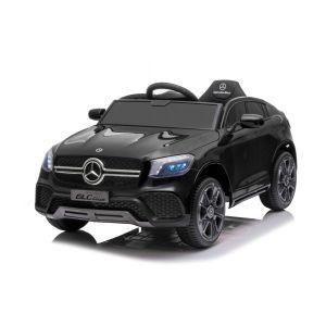 Mercedes electric kids car GLC coupe black