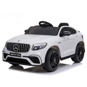 Mercedes electric kids car GLC coupe wit