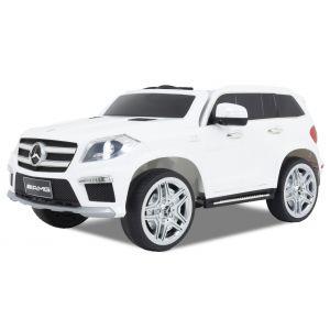 Mercedes kids car GL63 AMG white
