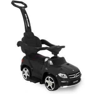 Mercedes GL63 AMG push kidscar black prijstechnisch outdoortoys4kids