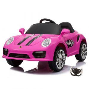 Speedy Porsche style pink
