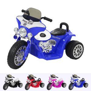 Kijana elektrische kindermotor 'Wheely' zwart