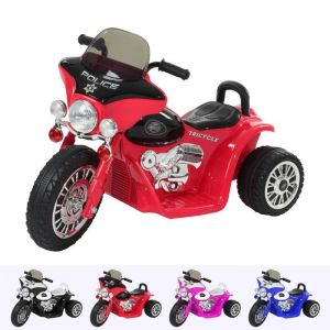 Kijana electric children's motorcycle Wheely red