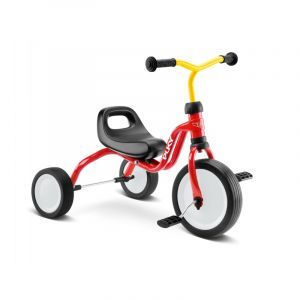 Puky tricycle Fitsch red