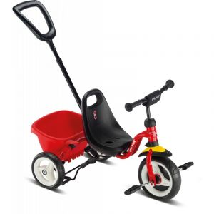 Puky tricycle Creety red