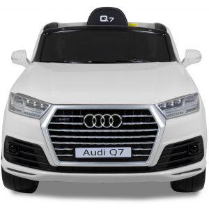 Audi Q7 kidscar white front view Quattro