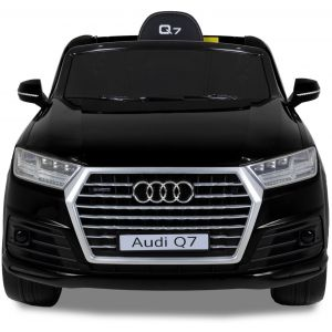 Audi kidscar Q7 black grill front lights windscreen bonnet