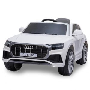 Audi electric kids car Q8 wit