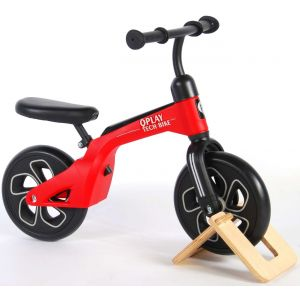 QPlay Tech Balance Bike 10 inch red prijstechnisch electrickidscar