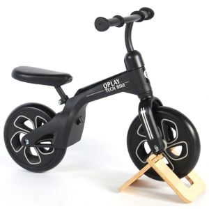 QPlay Tech Balance Bike 10 inch black prijstechnisch electrickidscar