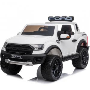 Ford electric children's car Raptor white