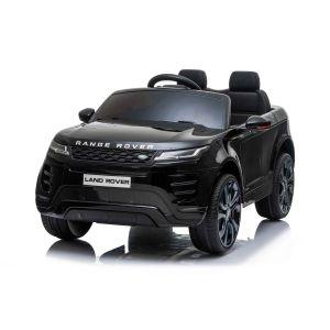Range Rover electric kids car Evoque black
