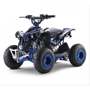 Outlaw quad on petrol 110cc red automatic
