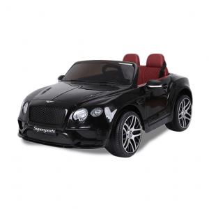 Bentley kids car Continental Supersports black