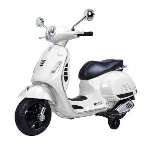 Vespa GTS kidss scooter white