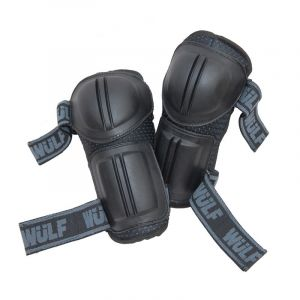 Wulf Cub elbow protectors black