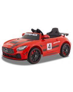 Mercedes kids car GT4 red