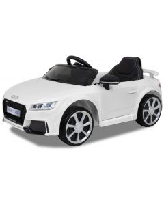Audi kids car TT RS white