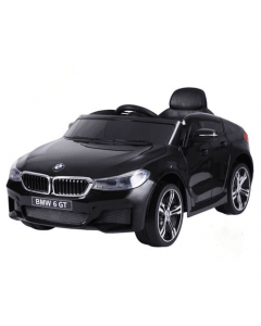 BMW kids car 6-series GT black