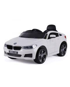 BMW electric kids car 6-series GT white