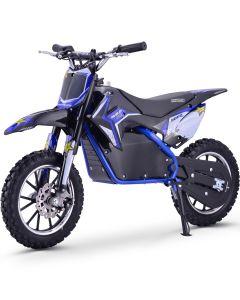 Kijana outlaw dirt bike 500W 9.0AH blue