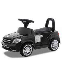 Mercedes push car GLS63 black