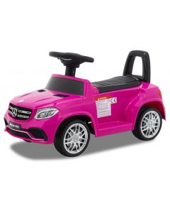 Mercedes push car GLS63 pink