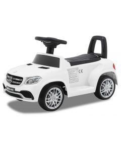 Mercedes push car GLS63 white