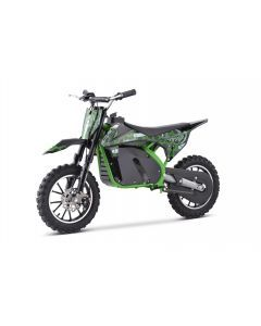 Kijana outlaw dirt bike 49cc green