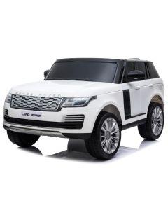 Range Rover kids car 2 seater white